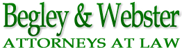 Begley & Webster – Attorneys at Law